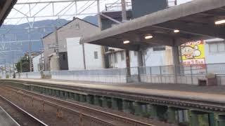 【長い‼️】8862レサフィール踊り子甲種輸送10両編成 新蒲原駅通過‼️