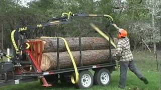 Bailey's Road & Log Grapple Trailer Systems from baileysonline.com