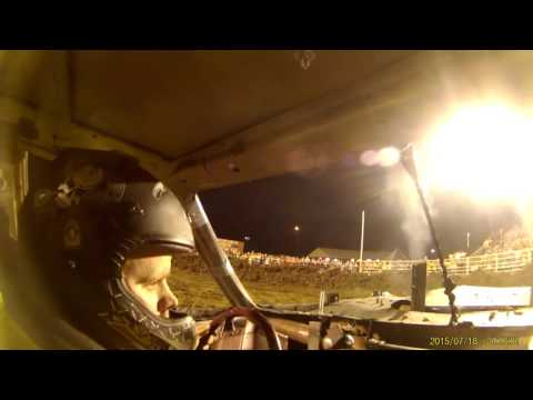 Nemo County Fair Demo Derby 2015 (Kirksville, Mo)