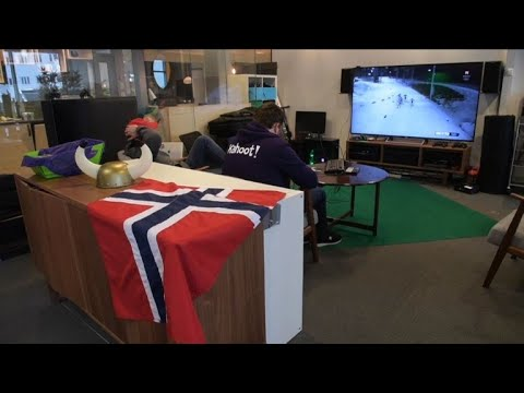 Work comes second in Norway during the Olympics