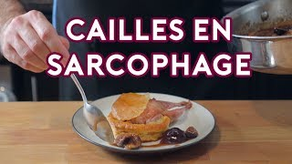 Download Binging with Babish: Cailles en Sarchophage from Babette's Feast Mp3 and Videos