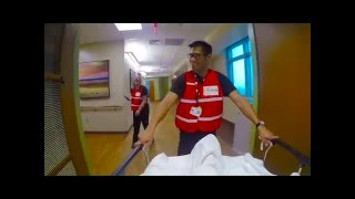 Patient Mock Transport Video