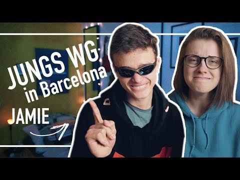 JUNGS WG in Barcelona mit JAMIE! [Tag 9] Annikazion
