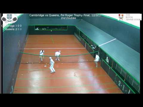 2017 Pol Roger Trophy Final: 2nd Doubles