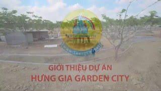 Video Clip giới thiệu dự án khu đô thị Hưng Gia Garden City