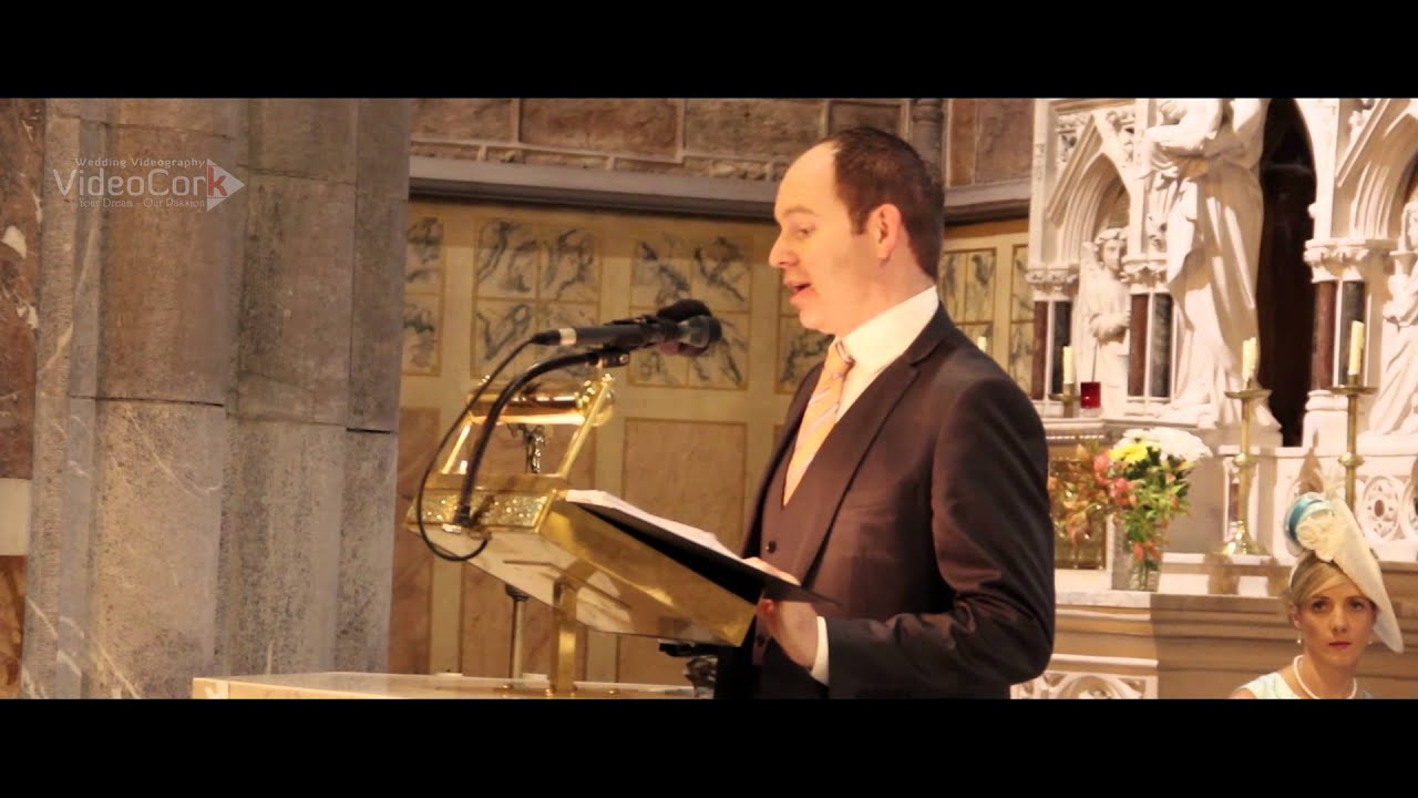 Award Winning Wedding Church Music In Cork Dan Twomey