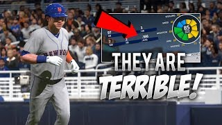 10 Most DISAPPOINTING Players in the League   MLB The Show 18 Franchise Ep 9