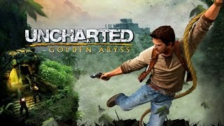 Uncharted: Golden Abyss - PS Vita Gameplay