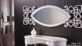 100 Wall mirror decoration ideas 2019 catalogue #2