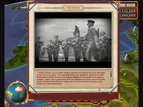 War Leaders - Clash of Nations Victory with Japan