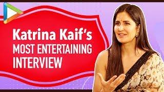 Katrina Kaif Interview   Bharat   Salman Khan's Favourite Films   Sooryavanshi   SAL KAT Chemistry