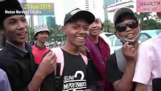 Pendukung Prabowo 27 Juni 2019