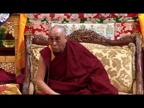 His Holiness the Dalai Lama Engaging Tibetan Youth in Oregon, WI