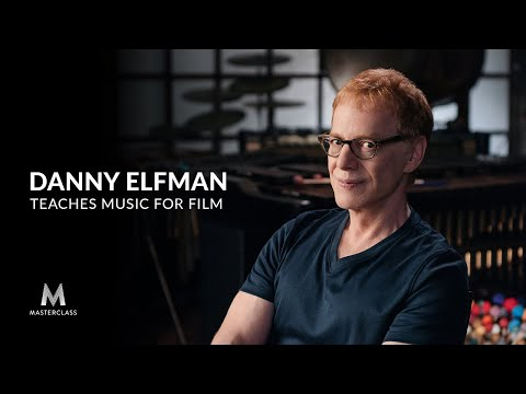 Danny Elfman Teaches Music For Film | Official Trailer | MasterClass