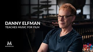 Danny Elfman Teaches Music for Film | Official Trailer | MasterClass YouTube Videos