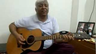 "Guitar Lesson ""Hothon Se Chho Lo Tum"" (Chords and Important Leads)"