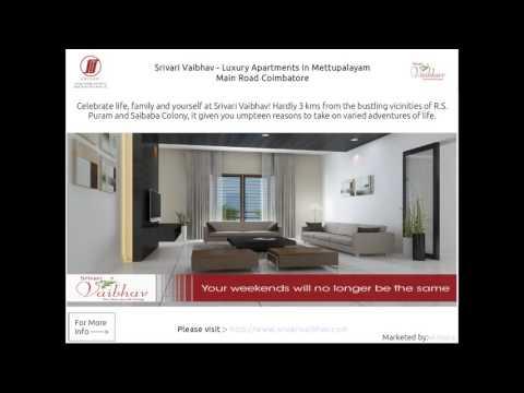 Srivari Vaibhav - Luxury Homes in Koundampalayam Coimbatore for Sale
