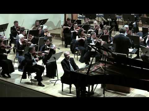 Mozart Piano concerto No. 15 in B-flat major K. 450 1st movement Allegro / Kalle Randalu