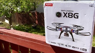 Best 2017 under Budget Drone Unboxing Review - Test flight