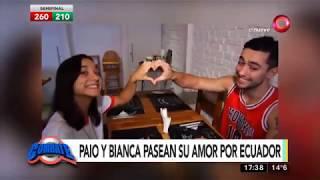 vuclip Paio y Bianca pasean su amor por Ecuador