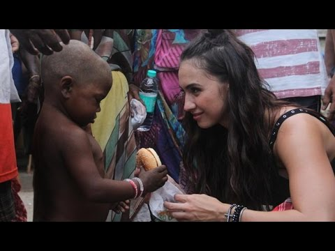 Lauren Gottlieb Celebrates Her Birthday By Helping Poor Children