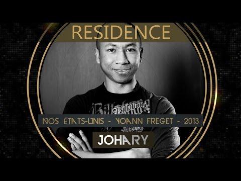 Johary : Nos États-Unis - Résidence - NEW SOUL CONTEST 2016