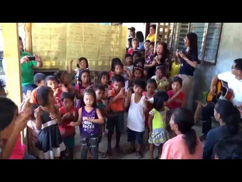 Salvation Poem: DVBS Mansalay, Oriental Mindoro