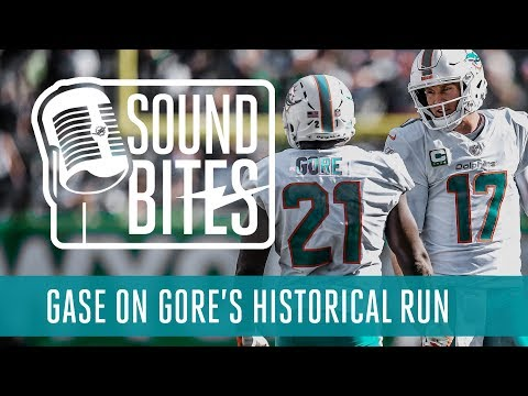 Sound Bites with Coach Gase, Ryan Tannehill, Frank Gore and Cam Wake following Sunday's win