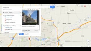How to use Google MyMaps Free HD Video