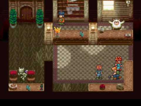 Chrono Trigger: Flames of Eternity