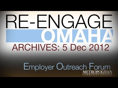 Re-Engage Omaha: Archives: 5 Dec 2012