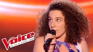 The Voice 2016 | Amandine - Habits (Stay High) (Tove Lo) | Blind Audition