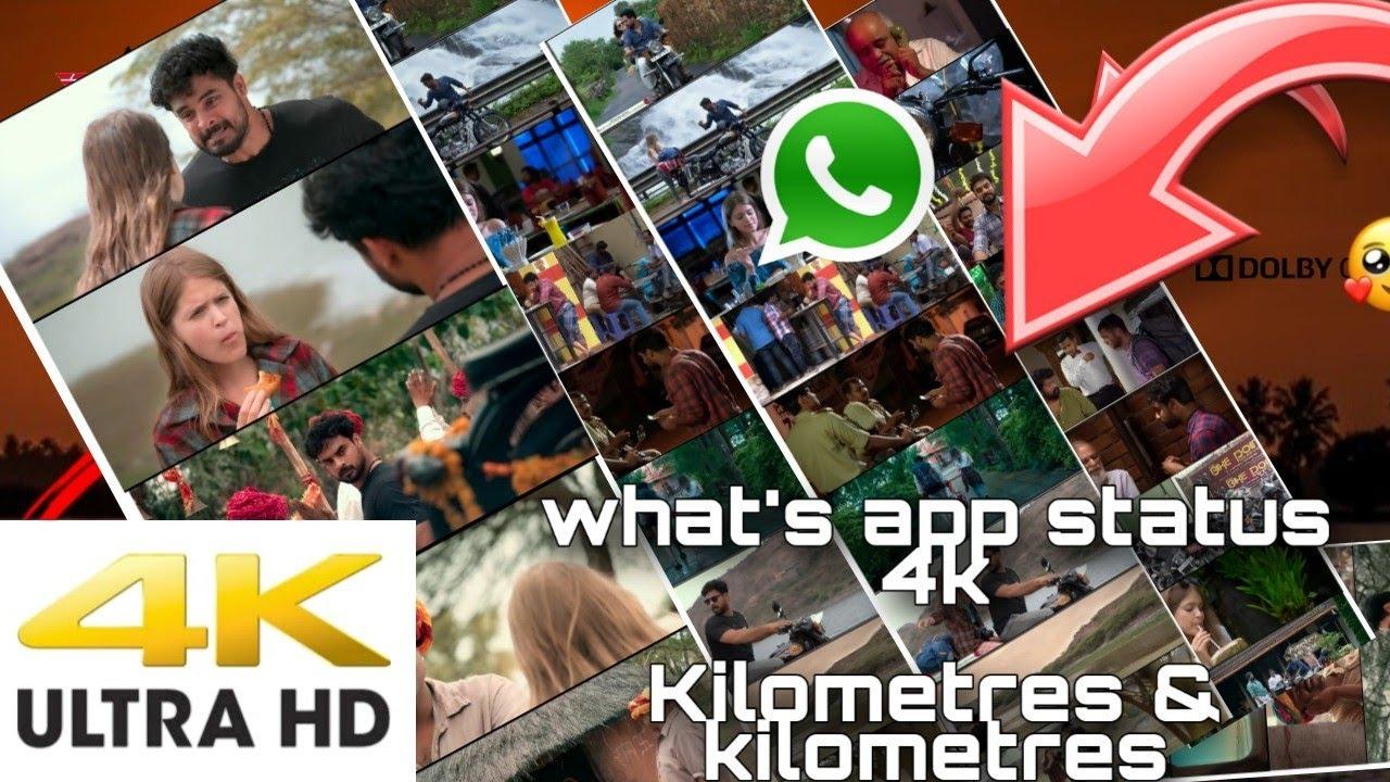 kilometers & kilometers malayalam movie whatsapp status 4k ...
