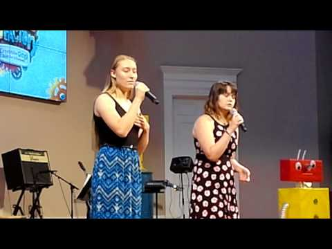 """Wordless"" By Lauren Daigle (cover By Grace Boughner And Kayla Potts)"
