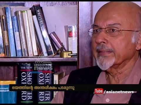 Gauri Lankesh Assassination is a political murder says T. J. S. George