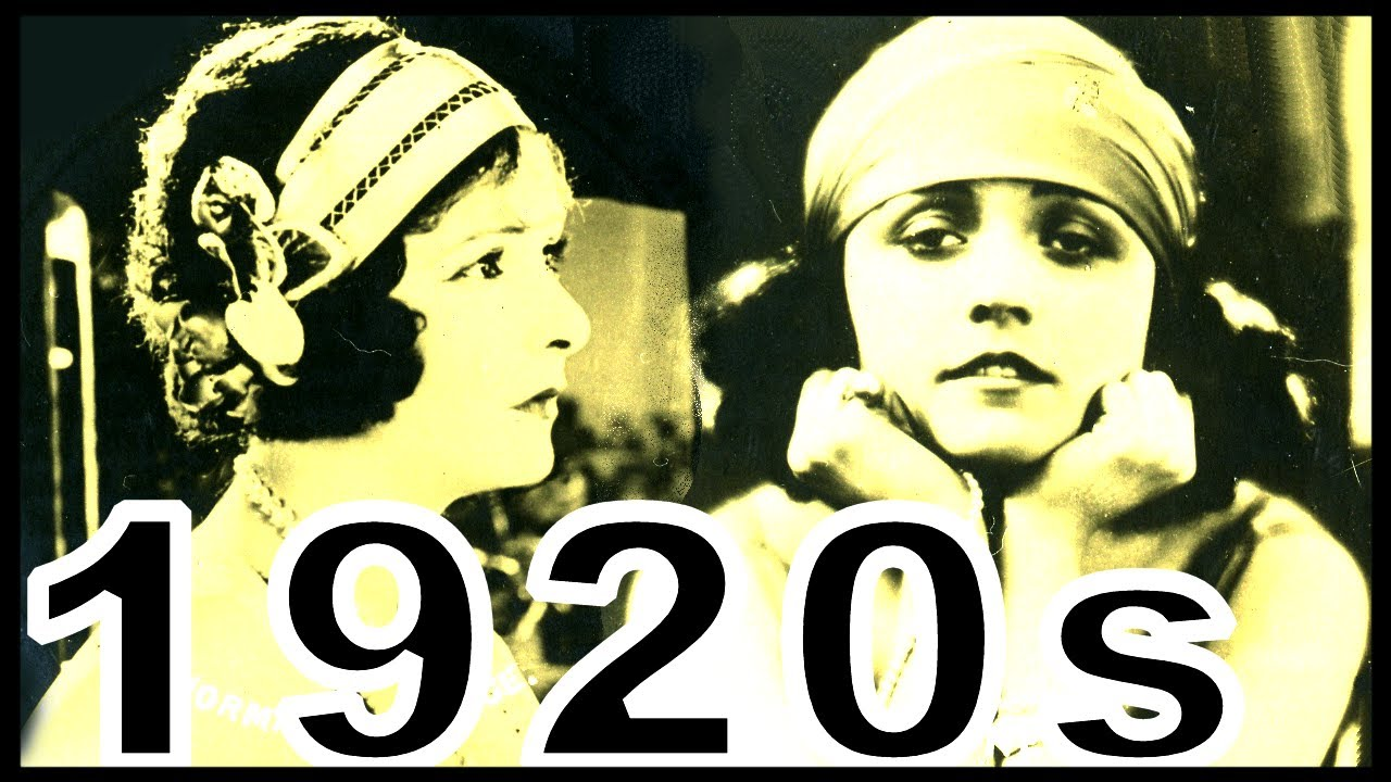 Greatest 20's Movie Stars The Great Gatsby Fashion Flapper