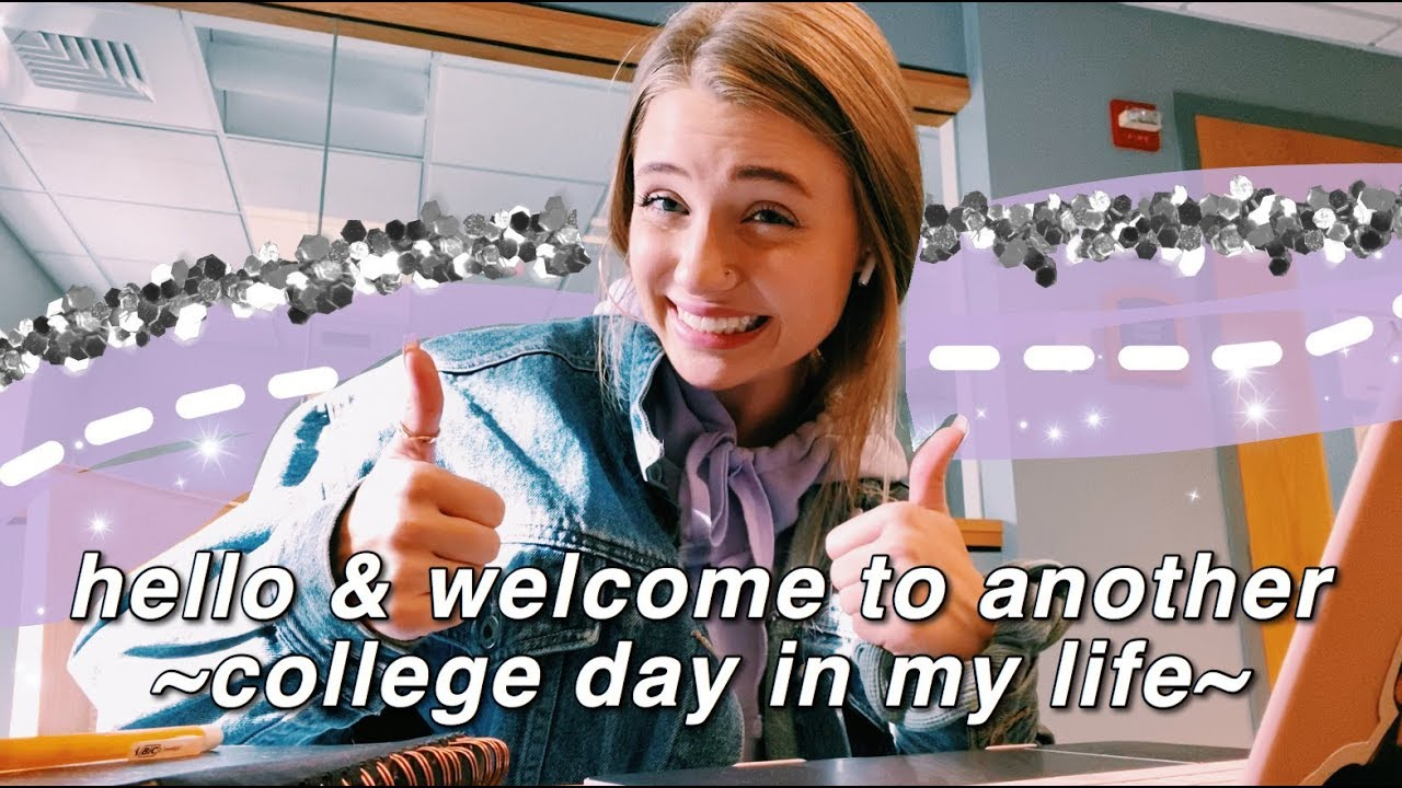 Download COLLEGE VLOG | life as a commuter student 📚