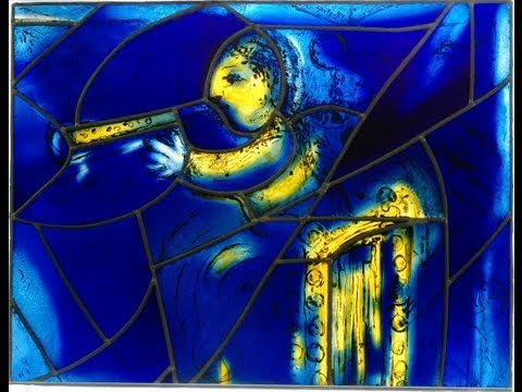 Marc Chagall's America Windows
