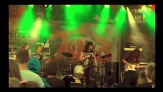 Steel Velvet - Burning for Love( Festiwal Strzyżów In Rock 2015 )
