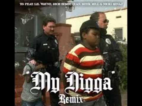YG - My Nigga Remix