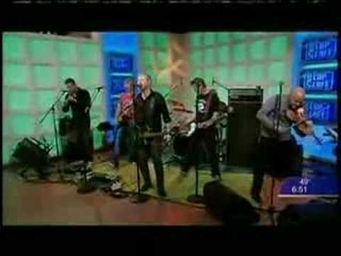 YOUNG DUBLINERS on CBS The Early Show