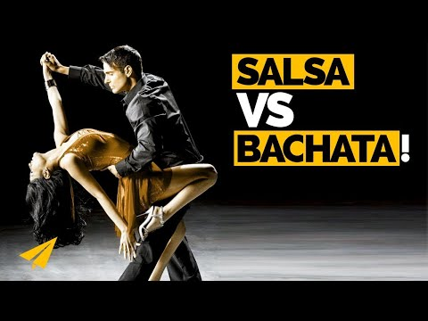 Salsa Dancing - The difference between salsa, bachata, merengue, & kizomba