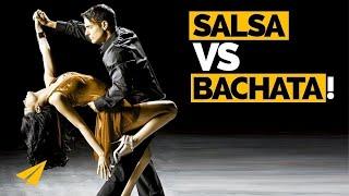 Salsa Dancing - The difference between salsa, bachata, merengue, & kizomba