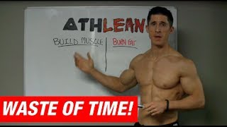 "How to BULK UP Fast!  (TRUTH about ""Bulking and Cutting"")"