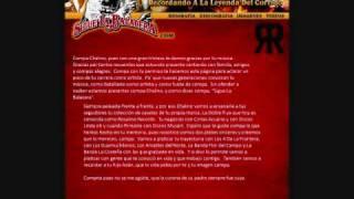 Los 4 de La Frontera - Chalino Sanchez