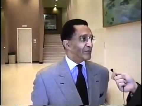 Tony Brown   Illuminati, Federal Reserve  Powerful