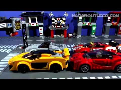 LEGO TOP GEAR  LONDON RACE