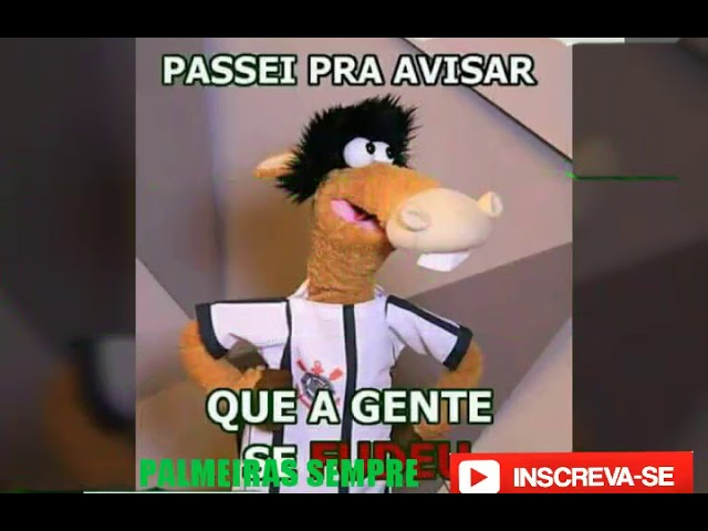 Memes zuando o Corinthians.