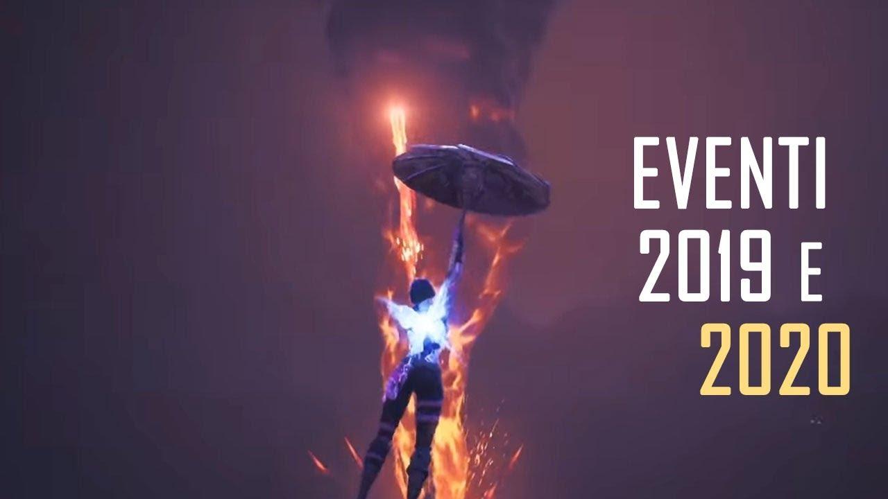Fortnite 2020 - Speciale EVENTI Season 7-10 e Pareri sul futuro di Fortnite