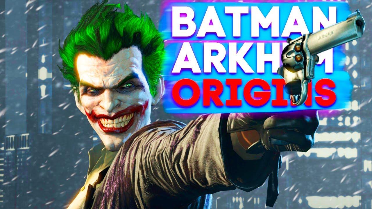 Видео прохождение игры бэтмен аркхем ориджин